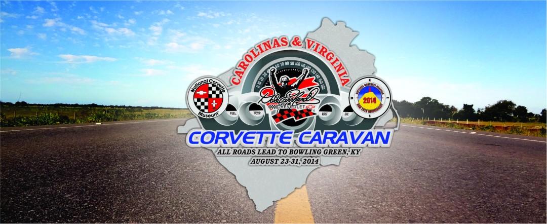 2014 Corvette Caravan