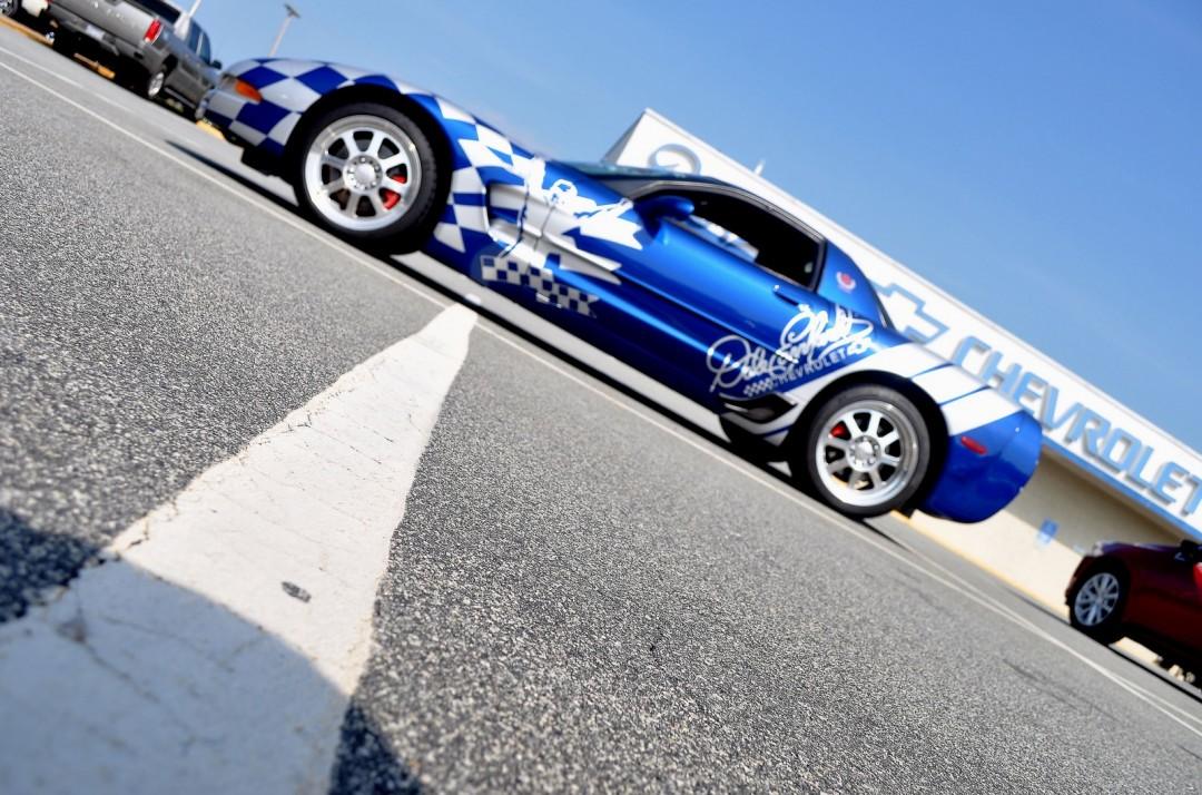 2014 Corvette Caravan Pace Car