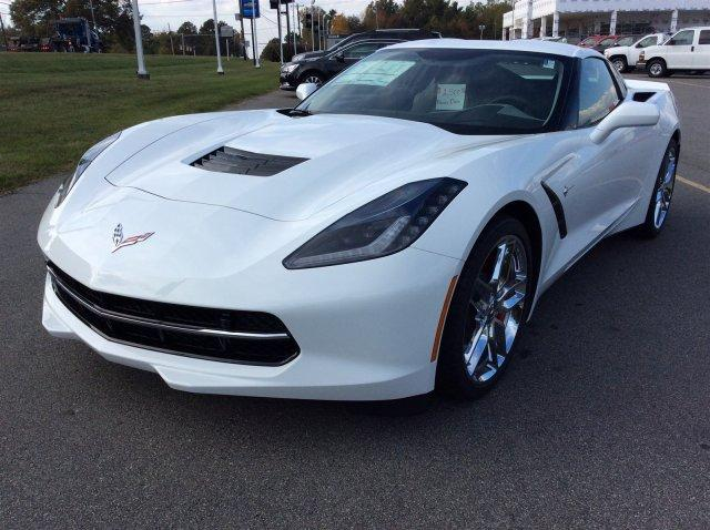 NEW 2017 CHEVROLET CORVETTE STINGRAY COUPE Z51 3LT on Special