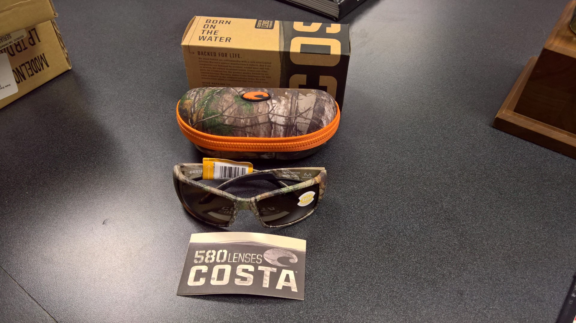 Costa 580 Lenses