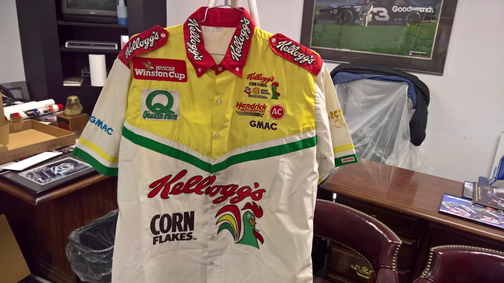 Kelloggs Terry Labonte Pit Crew Shirt