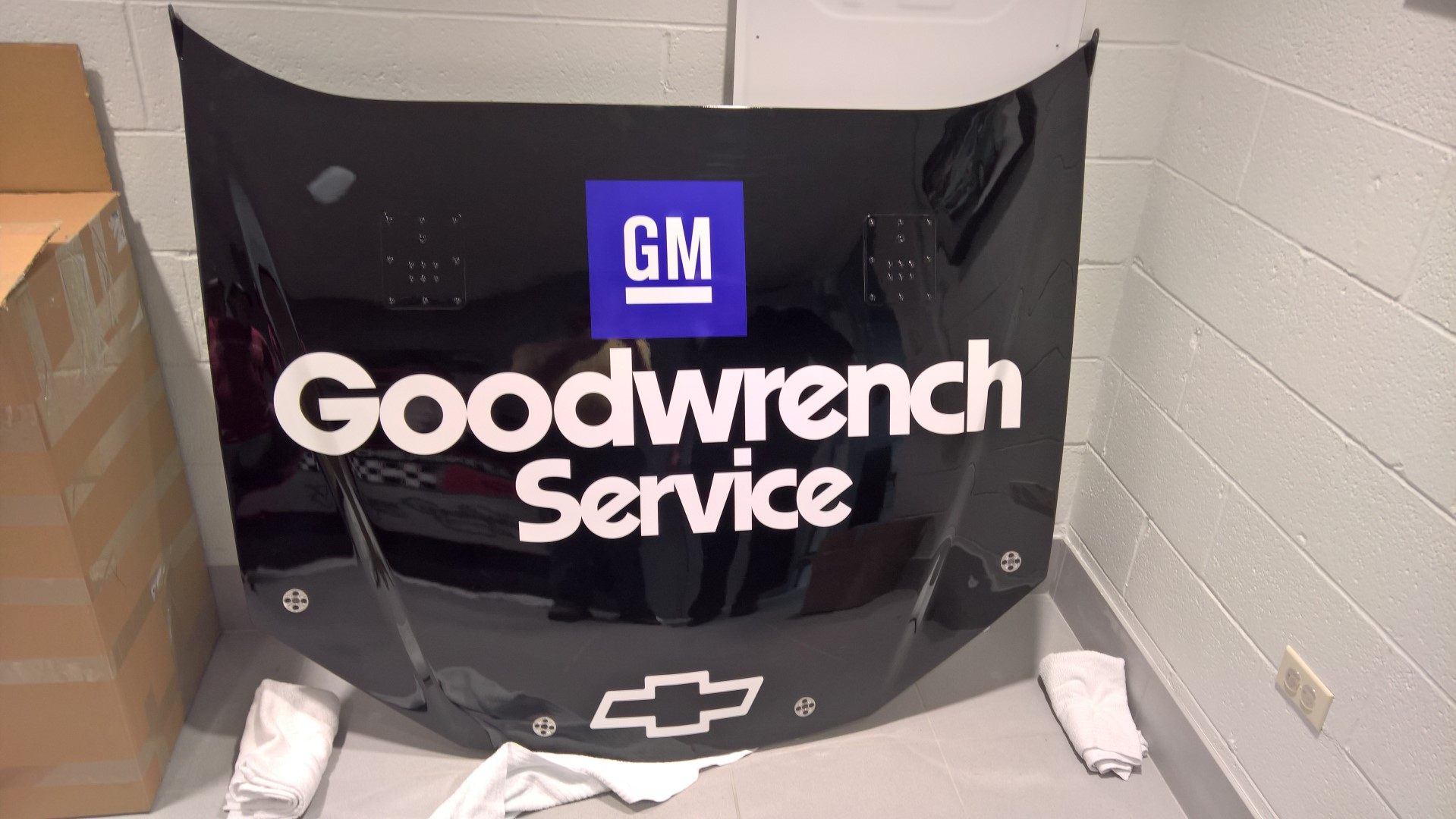 Goodwrench Service Replica Hood