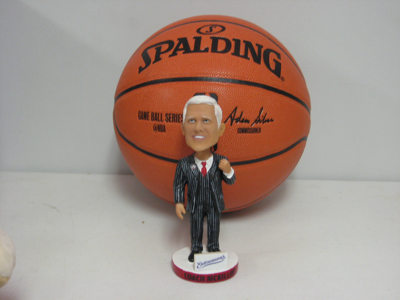 Davidson Men's Basketball Coach Bob McKillop Bobblehead