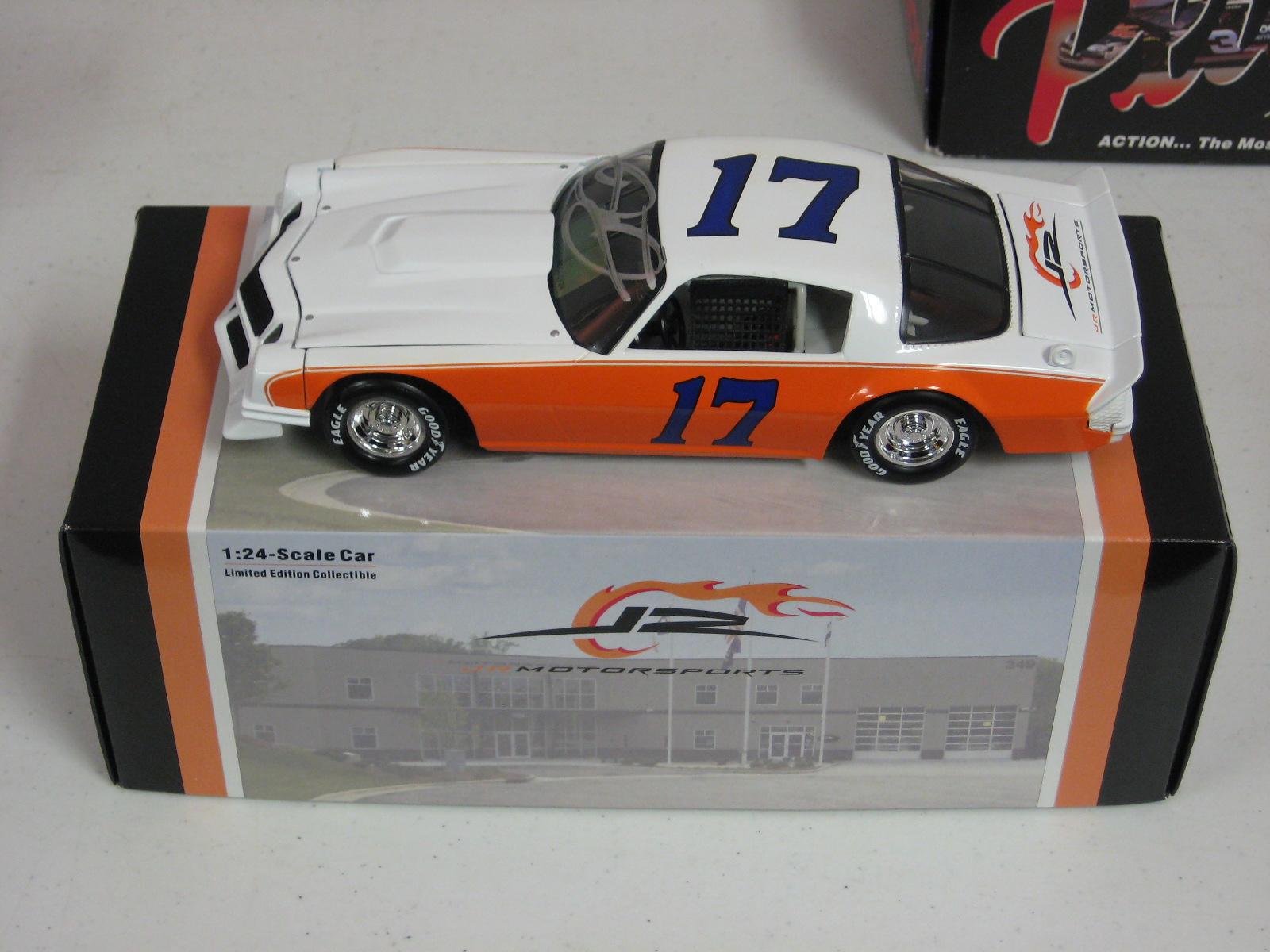 Signed Dale Jr Diecast Car