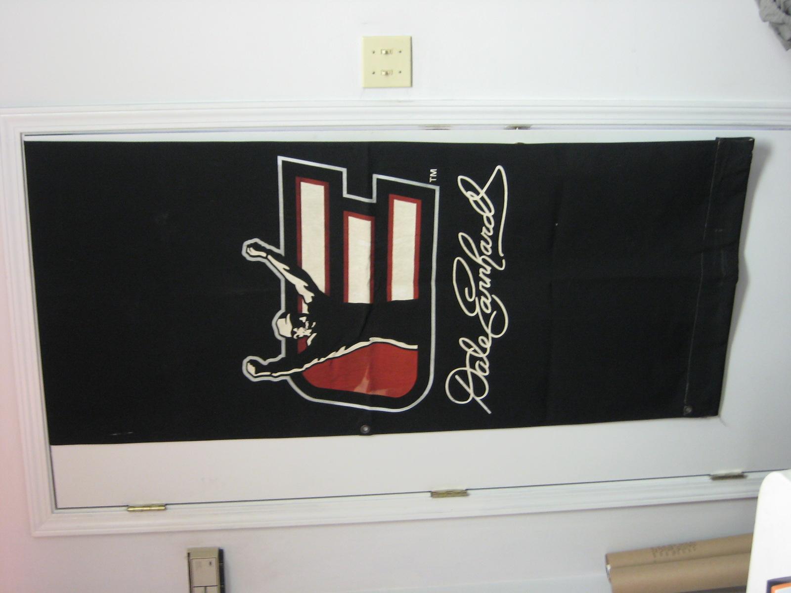 Dale Earnhardt Legacy Banner
