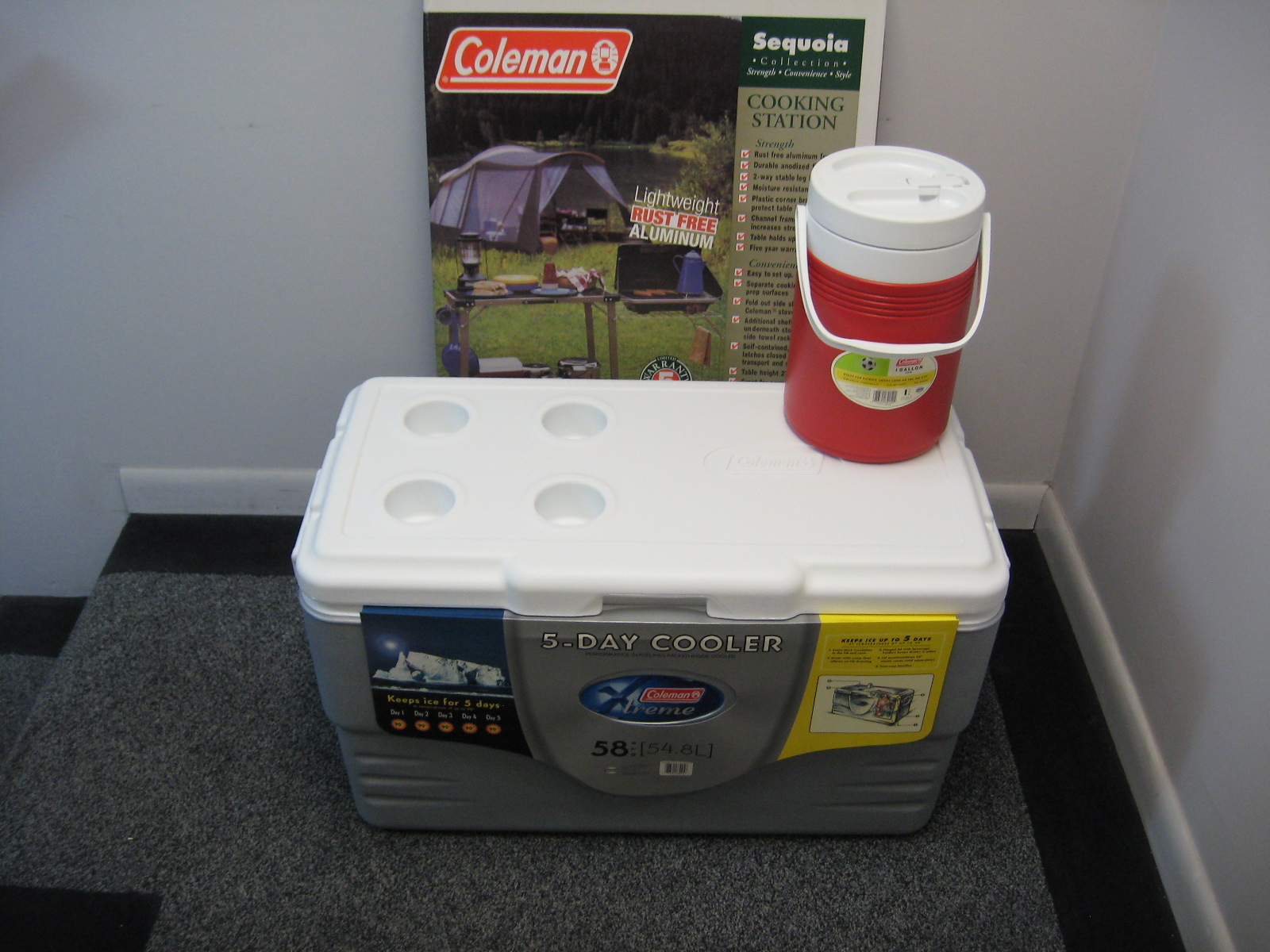 Coleman Camping Gear 2