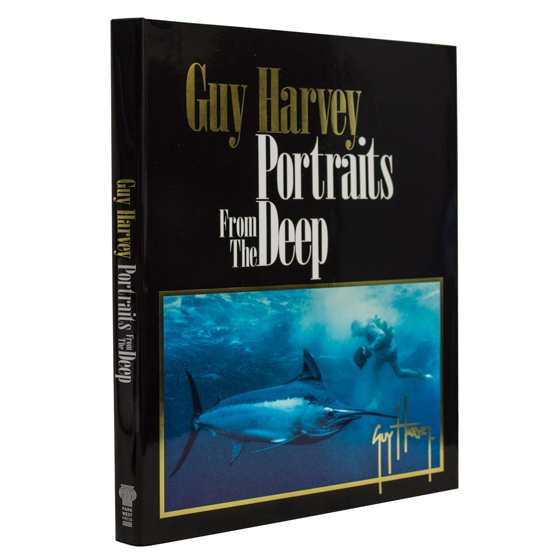 Portraits From The Deep by Guy Harvey