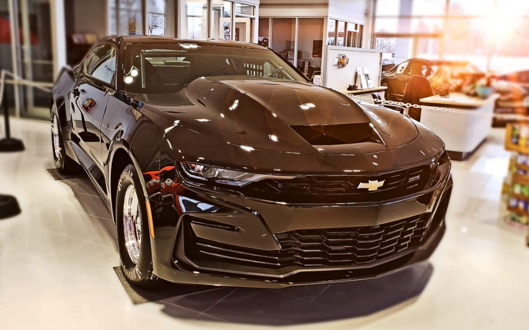 2019 COPO Camaro at Dale Earnhardt Chevrolet